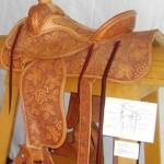 R. Lloyd Davis and Sons Saddles, Tucson, Arizona