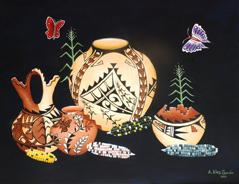 Juanita's-Pottery